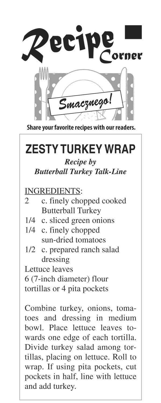 TurkeyWrap