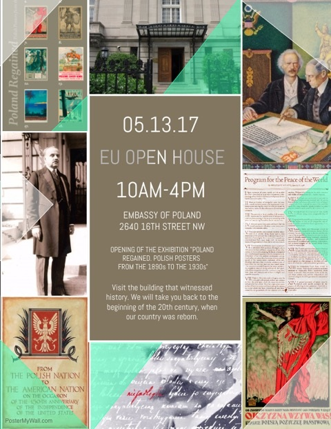 Open House 2017 poster